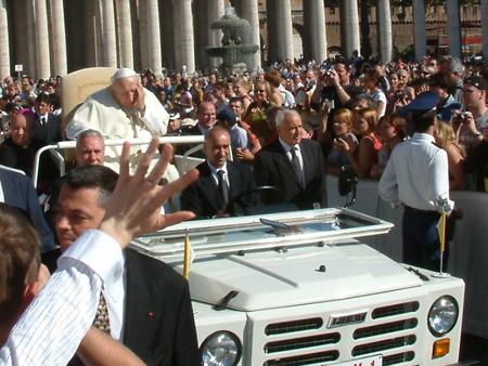 Kamień papieski